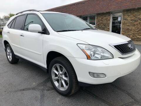 2009 Lexus RX 350 for sale at Approved Motors in Dillonvale OH