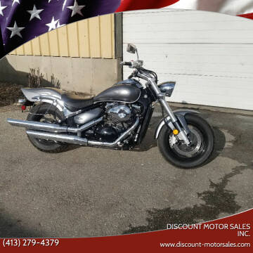 2007 Suzuki VZ800 M50 for sale at Discount Motor Sales inc. in Ludlow MA
