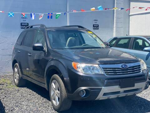 2009 Subaru Forester for sale at CRS 1 LLC in Lakewood NJ
