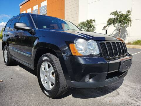 2008 Jeep Grand Cherokee for sale at ELAN AUTOMOTIVE GROUP in Buford GA