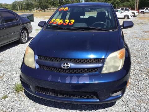 2006 Scion xA for sale at K & E Auto Sales in Ardmore AL