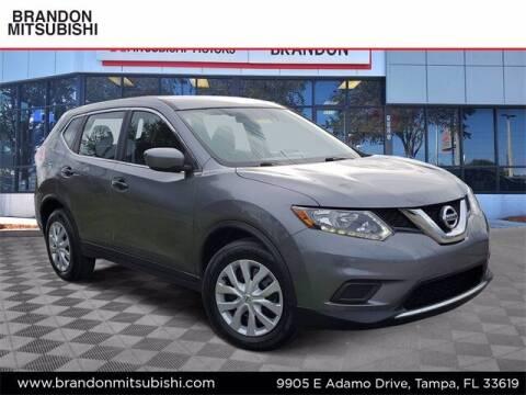 2016 Nissan Rogue for sale at Brandon Mitsubishi in Tampa FL