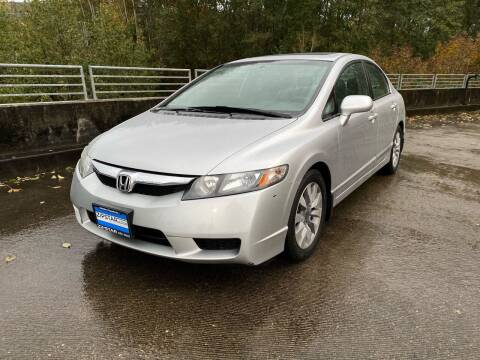 2010 Honda Civic for sale at Zipstar Auto Sales in Lynnwood WA