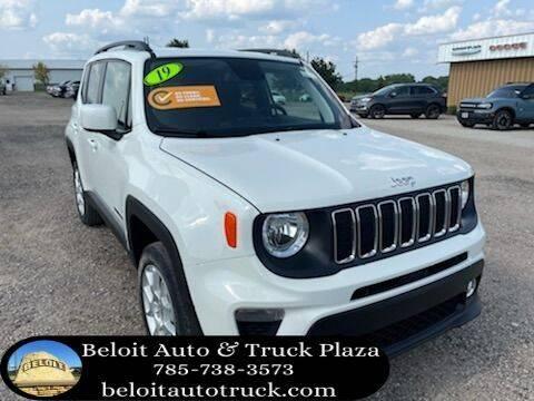 2019 Jeep Renegade for sale at BELOIT AUTO & TRUCK PLAZA INC in Beloit KS