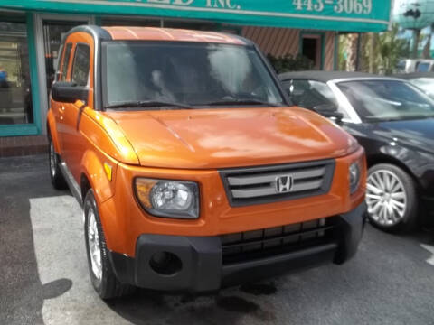 2007 Honda Element for sale at PJ's Auto World Inc in Clearwater FL