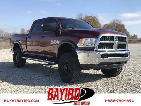 2018 RAM Ram Pickup 2500 for sale at Bayird Truck Center in Paragould AR