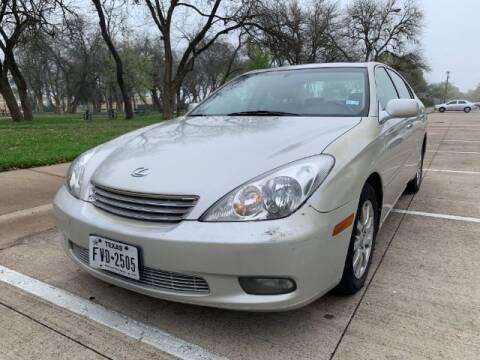2004 Lexus ES 330 for sale at Monaco Motors in Arlington TX