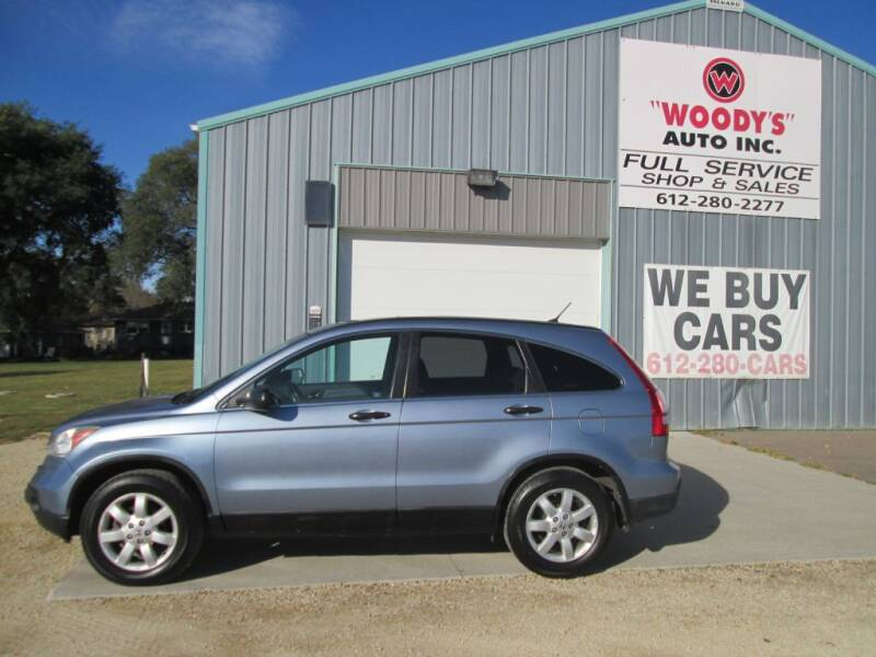 2008 Honda CR-V for sale at Woody's Auto Sales Inc in Randolph MN