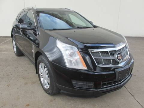 2012 Cadillac SRX for sale at QUALITY MOTORCARS in Richmond TX