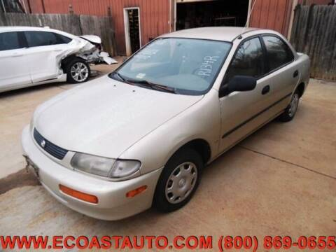 1996 Mazda Protege for sale at East Coast Auto Source Inc. in Bedford VA