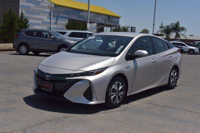 2017 Toyota Prius Prime for sale at Choice Motors in Merced CA
