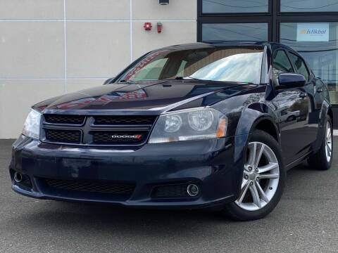 2014 Dodge Avenger for sale at MAGIC AUTO SALES in Little Ferry NJ