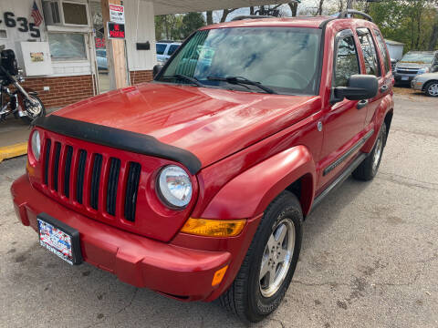 2005 Jeep Liberty for sale at New Wheels in Glendale Heights IL