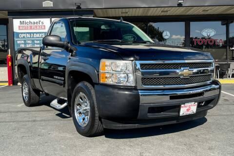 2010 Chevrolet Silverado 1500 for sale at Michael's Auto Plaza Latham in Latham NY