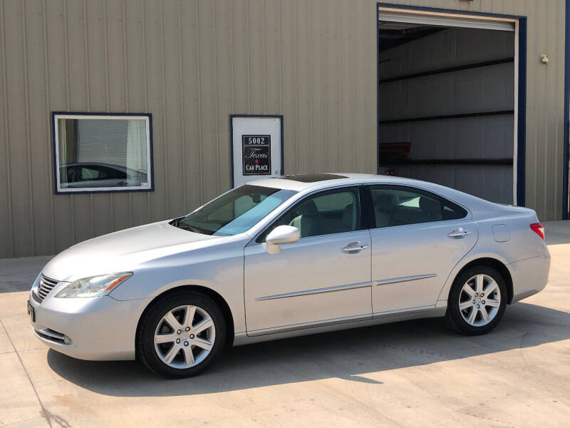 2008 Lexus ES 350 for sale at TEXAS CAR PLACE in Lubbock TX