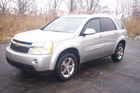 2007 Chevrolet Equinox for sale at Action Auto Wholesale - 30521 Euclid Ave. in Willowick OH