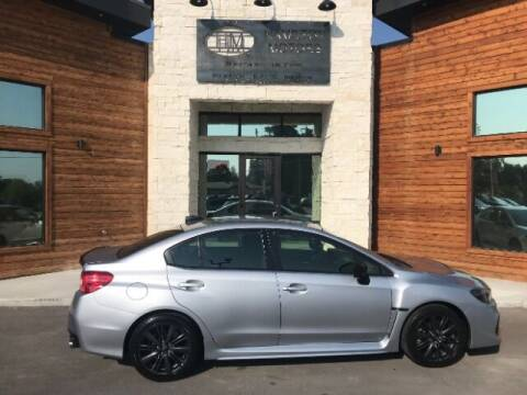 2019 Subaru WRX for sale at Hamilton Motors in Lehi UT