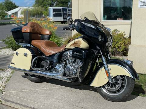 2015 Indian Roadmaster LOADED for sale at Harper Motorsports-Powersports in Post Falls ID