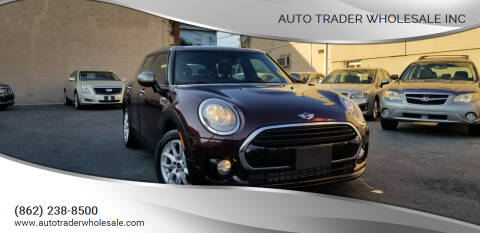 2017 MINI Clubman for sale at Auto Trader Wholesale Inc in Saddle Brook NJ