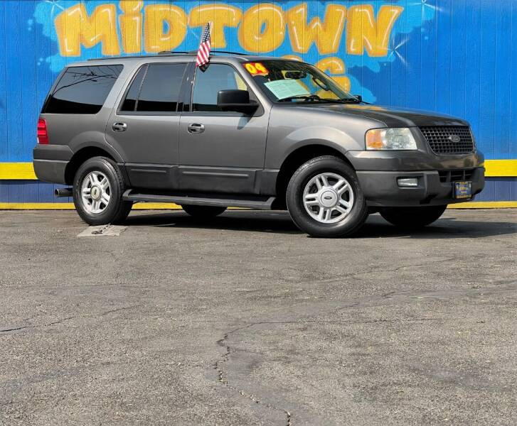 2004 Ford Expedition for sale at Midtown Motors in San Jose CA