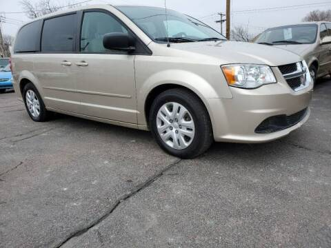 2015 Dodge Grand Caravan for sale at Geareys Auto Sales of Sioux Falls, LLC in Sioux Falls SD