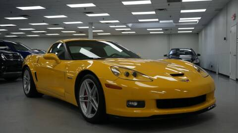 2006 Chevrolet Corvette for sale at SZ Motorcars in Woodbury NY
