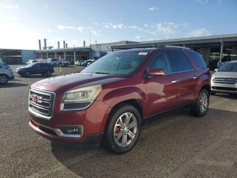 2016 GMC Acadia for sale at GP Auto Connection Group in Haines City FL