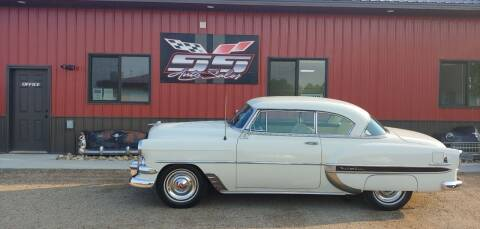 1954 Chevrolet Bel Air for sale at SS Auto Sales in Brookings SD