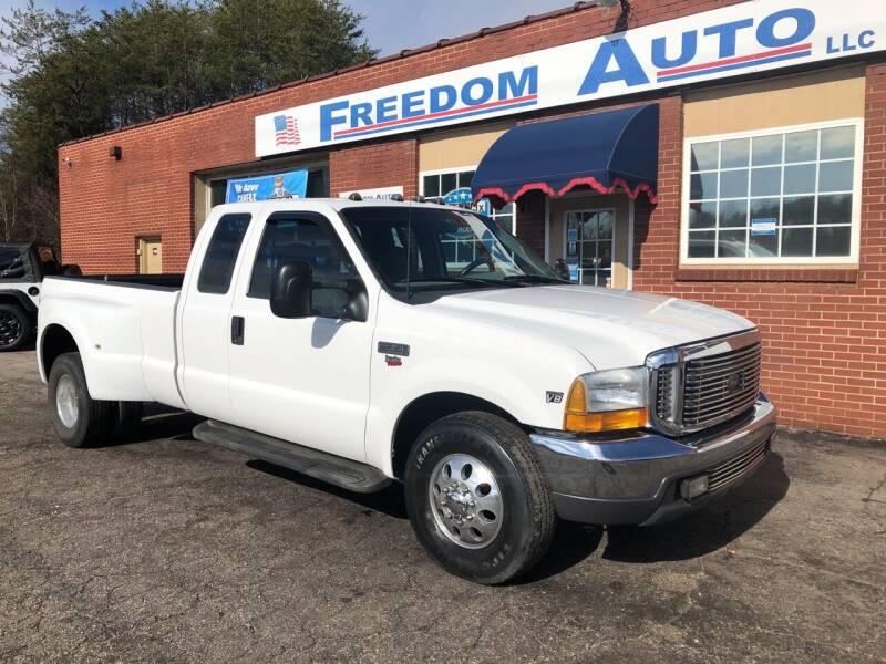 1999 Ford F-350 Super Duty for sale at FREEDOM AUTO LLC in Wilkesboro NC