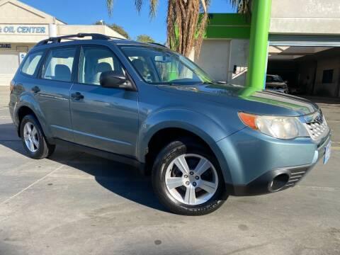 2011 Subaru Forester for sale at Luxury Auto Lounge in Costa Mesa CA