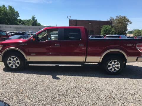 2013 Ford F-150 for sale at Renaissance Auto Network in Warrensville Heights OH