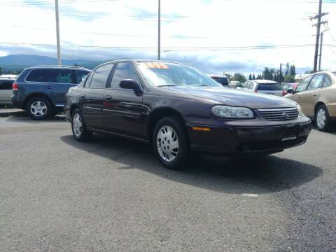 1998 Chevrolet Malibu for sale at Low Auto Sales in Sedro Woolley WA