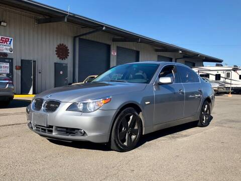 2006 BMW 5 Series for sale at DASH AUTO SALES LLC in Salem OR