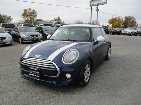 2015 MINI Hardtop 2 Door for sale at Central Auto in South Salt Lake UT