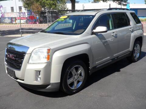 2012 GMC Terrain for sale at T & S Auto Brokers in Colorado Springs CO