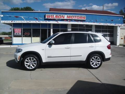 2012 BMW X5 for sale at Wilson Motors in Junction City KS