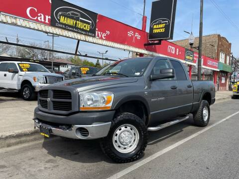 2006 Dodge Ram Pickup 2500 for sale at Manny Trucks in Chicago IL