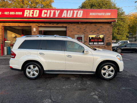 2012 Mercedes-Benz GL-Class for sale at Red City  Auto in Omaha NE