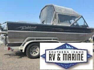 2005 WELDCRAFT SABRE XL for sale at SOUTHERN IDAHO RV AND MARINE - Used Boats in Jerome ID