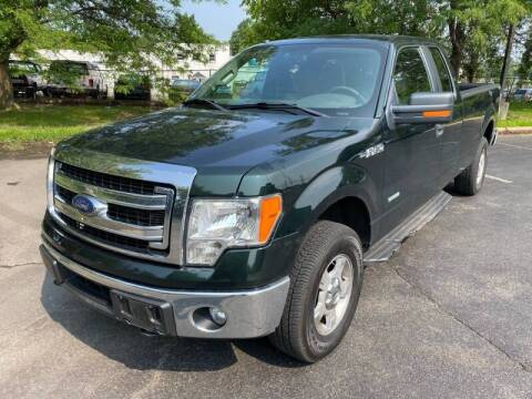 2014 Ford F-150 for sale at Car Plus Auto Sales in Glenolden PA