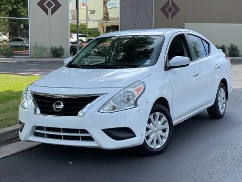 2017 Nissan Versa for sale at SNB Motors in Mesa AZ