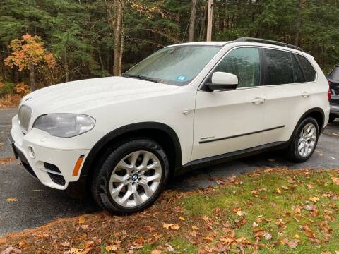 2013 BMW X5 for sale at Amherst Street Auto in Manchester NH