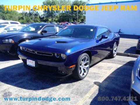 2015 Dodge Challenger for sale at Turpin Dodge Chrysler Jeep Ram in Dubuque IA