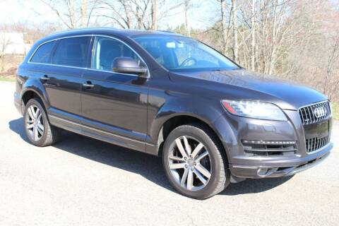 2014 Audi Q7 for sale at Imotobank in Walpole MA
