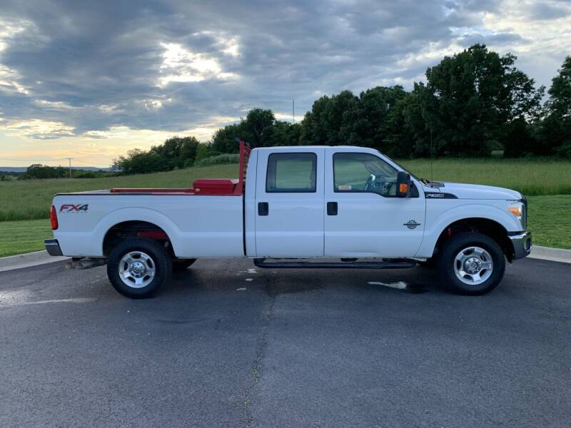 2015 Ford F-350 Super Duty for sale at V Automotive in Harrison AR