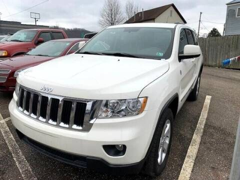 2011 Jeep Grand Cherokee for sale at Edens Auto Ranch in Bellaire OH