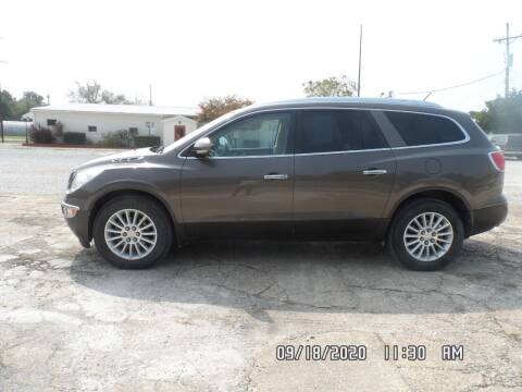2010 Buick Enclave for sale at Town and Country Motors in Warsaw MO