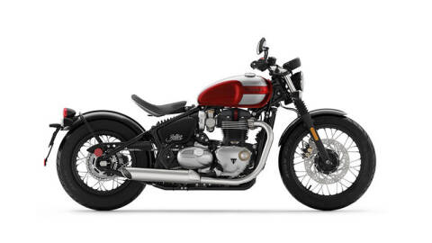 2018 Triumph Bonneville Bobber for sale at Powersports of Palm Beach in Hollywood FL