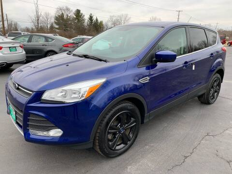 2015 Ford Escape for sale at FREDDY'S BIG LOT in Delaware OH