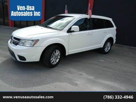 2017 Dodge Journey for sale at Ven-Usa Autosales Inc in Miami FL